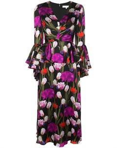 Платье Serefina с цветочным принтом Borgo de nor