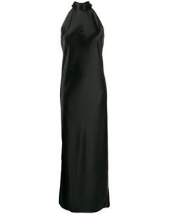 Платье Satin Sienna Galvan