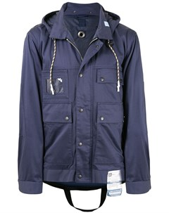 Куртка на кнопках Maison mihara yasuhiro