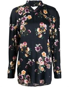 Блузка Cocco с цветочным принтом Vivienne westwood