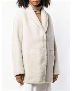 Пальто с овчиной 32 paradis sprung frères