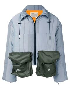 Куртка с крупными карманами A-cold-wall*