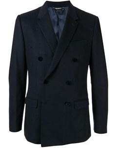 Двубортный пиджак Dolce&gabbana