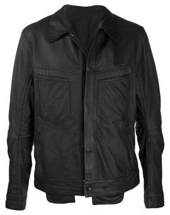 Куртка с прорезными карманами Isaac sellam experience