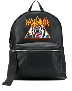 рюкзак с логотипом Dsquared2