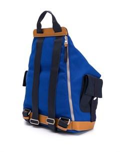 рюкзак в стиле колор блок Loewe