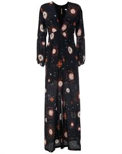 Длинное платье Ametista Isolda