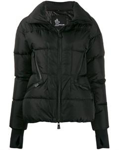 Куртка пуховик на молнии Moncler grenoble