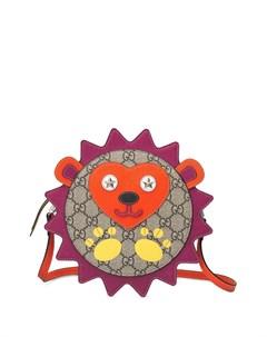 сумка через плечо Hedgehog Gucci kids