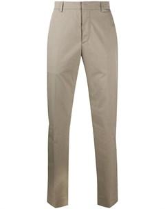твиловые брюки Prada
