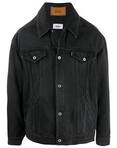 Куртка на пуговицах Doublet