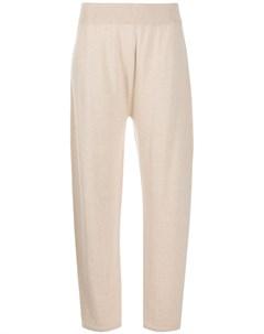 Трикотажные брюки Agnona