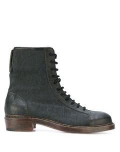 Ботинки на шнуровке Sebastian tarek