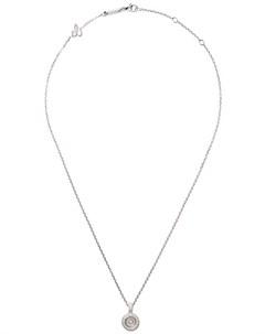 Колье Happy Diamonds Icons из белого золота с бриллиантами Chopard
