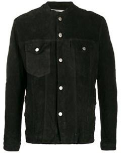 Куртка рубашка без воротника Giorgio brato