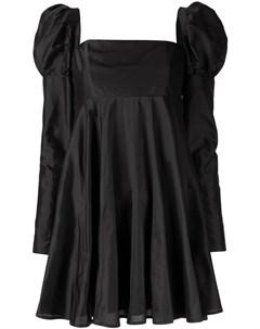 Платье Romantic с объемными рукавами Macgraw