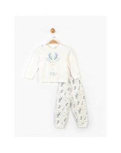 Комплект для мальчика кофта и штанишки PN14806 Panolino