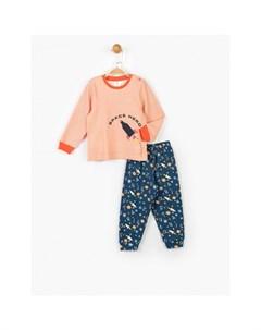 Комплект для мальчика кофта и штанишки PN14838 Panolino