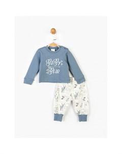 Комплект для мальчика кофта и штанишки PN14805 Panolino
