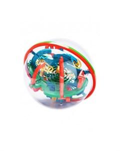 Игрушка головоломка детская Шар лабиринт Bradex