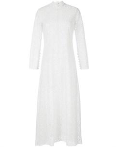 Платье New Lyrical с вышивкой Macgraw