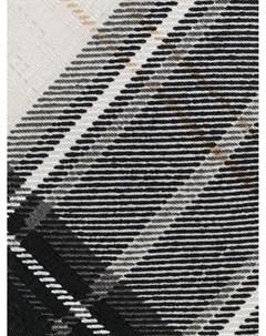 Клетчатый галстук 1990 х годов Gianfranco ferre pre-owned