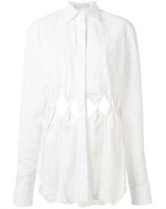 Рубашка с вырезами Litkovskaya