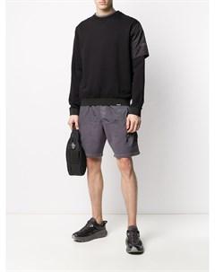 Спортивные шорты со вставками Stone island shadow project