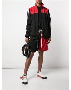 Спортивные шорты в стиле колор блок Daniel patrick