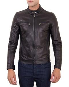 Кожаная куртка Ad milano