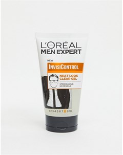 Гель для укладки волос InvisiControl Neat Look L'oreal men expert