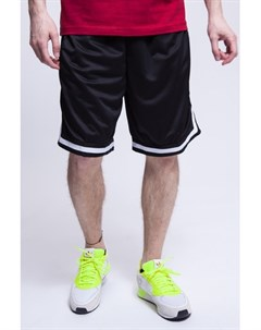 Шорты Stripes Mesh Shorts Black Black White S Urban classics