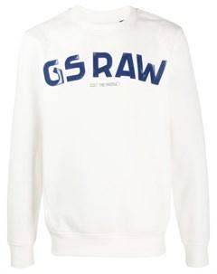 Толстовка с логотипом G-star raw