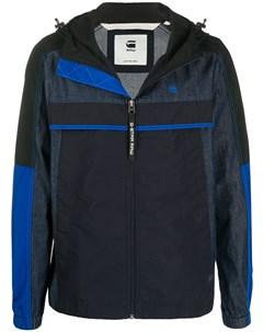Куртка на молнии с капюшоном G-star raw