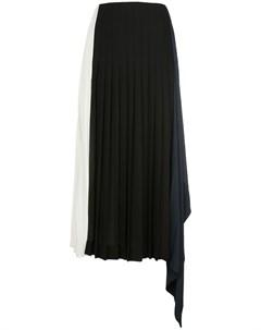 Плиссированная юбка Monse