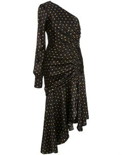 Платье Larsa на одно плечо Haney