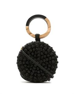 Круглая сумка Serpui