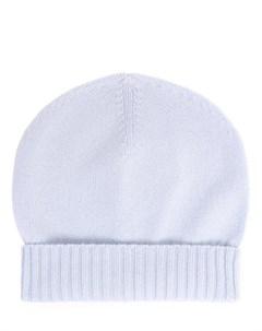 Вязаная шапка из кашемира Malo