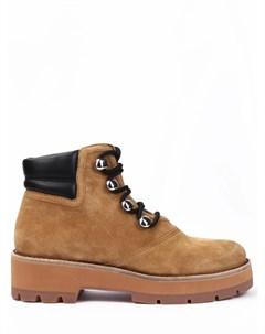Замшевые ботинки Phillip lim