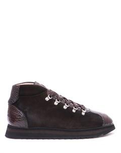 Кроссовки кожаные Doucal's