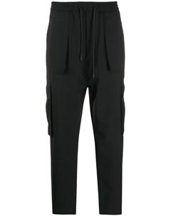 Спортивные брюки с карманами карго Juun.j