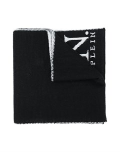 шарф с логотипом Philipp plein