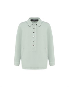 Джинсовая рубашка Jacquemus