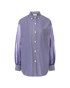 Хлопковая рубашка Hyke