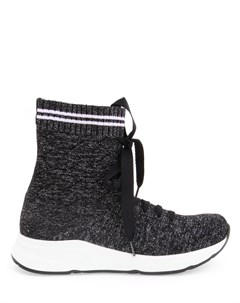Высокие кроссовки из текстиля Jog dog