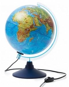GLOBEN Глобус Физико политический с подсветкой Евро Ке012500191 25 см Globen