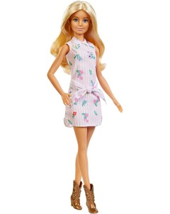Кукла Игра с модой 119 FXL52 Barbie