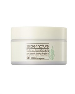 Бальзам для снятия макияжа Seaweed 100 г Secret nature