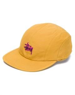 бейсболка с вышитым логотипом Stussy