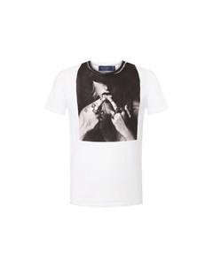 Хлопковая футболка Religion